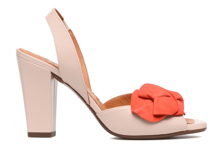 Sandales et nu-pieds Chie Mihara Anami Rose vue derrière