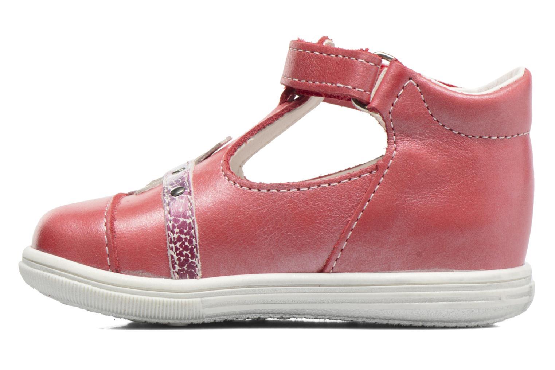 Sandali e scarpe aperte Bopy Zolita Rosso immagine frontale