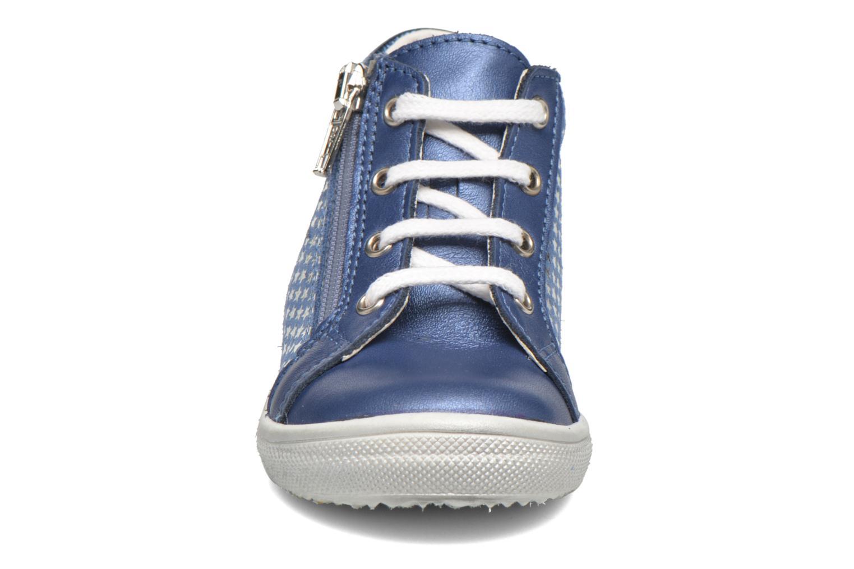 Baskets Bopy Bavana Bleu vue portées chaussures
