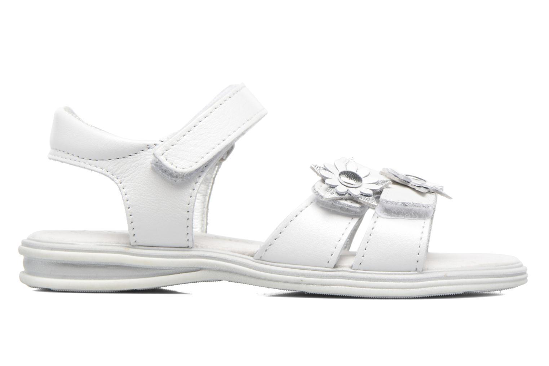 Sandali e scarpe aperte Bopy Elisco Bianco immagine posteriore