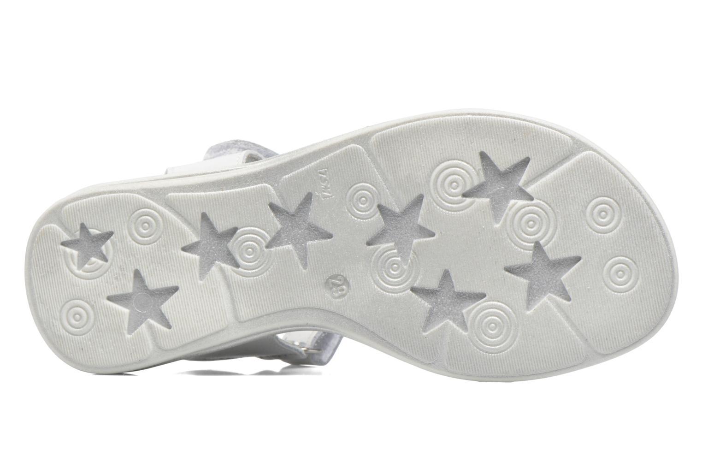 Sandali e scarpe aperte Bopy Elisco Bianco immagine dall'alto