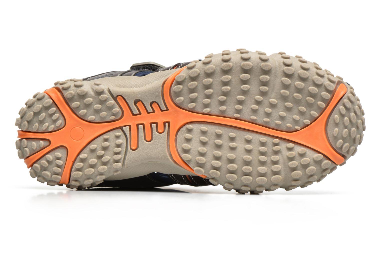 Sandales et nu-pieds Bopy Tupaco Marron vue haut