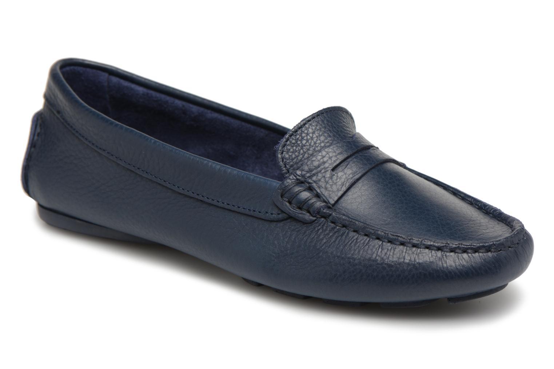 Grandes descuentos últimos zapatos Heyraud EDWINA (Azul) - Mocasines Descuento