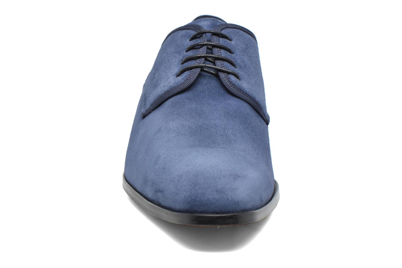 Chaussures à lacets Heyraud EMERIC Bleu vue portées chaussures