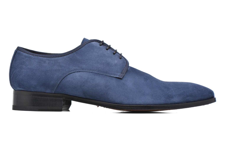 Chaussures à lacets Heyraud EMERIC Bleu vue derrière