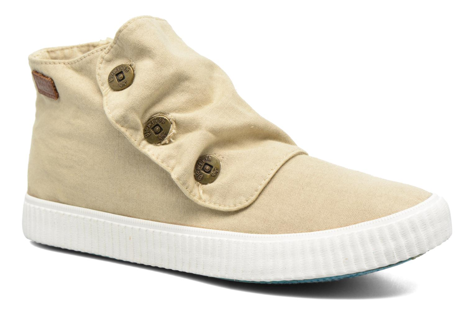 Baskets Blowfish Cadey Beige vue détail/paire