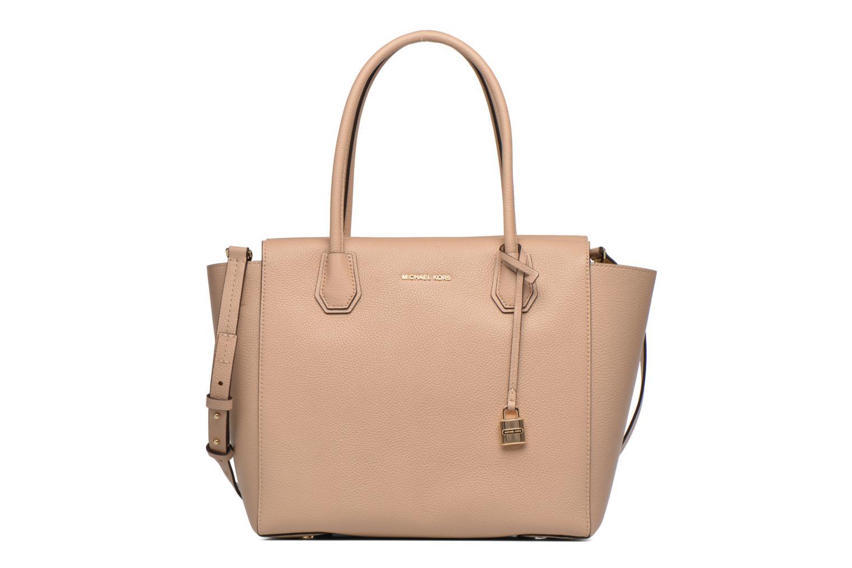 Handbags Michael Michael Kors MERCER LG CONV TOTE Beige detailed view/ Pair view