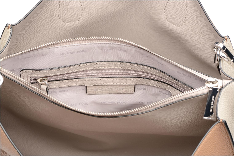 Borse Michael Michael Kors MERCER LG SATCHEL Multicolore immagine posteriore