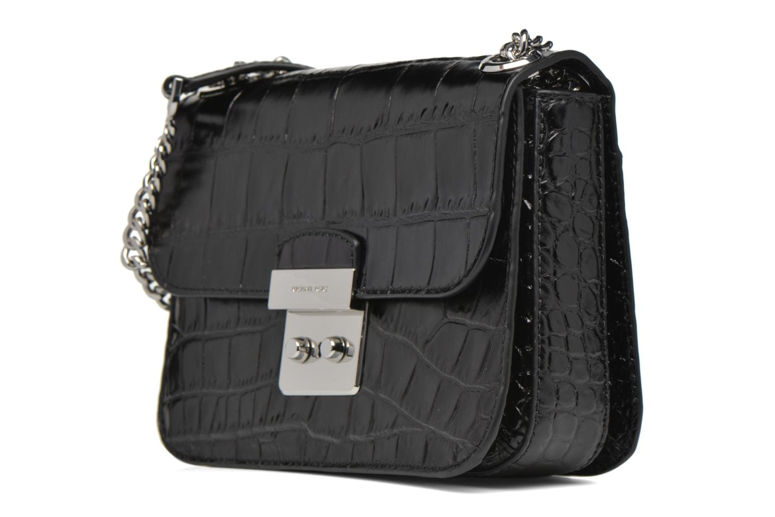 SLOAN EDITOR MD CHAIN SHOULDER Black