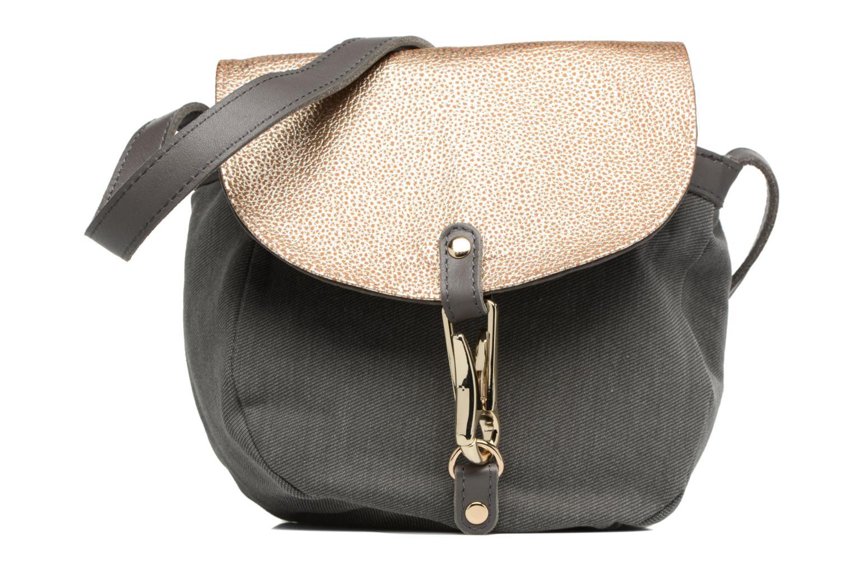 Handtaschen Craie Thèse Bubble grau ansicht von links
