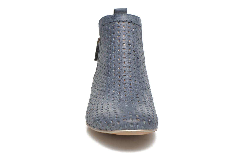 Bottines et boots Karston Jorba Bleu vue portées chaussures