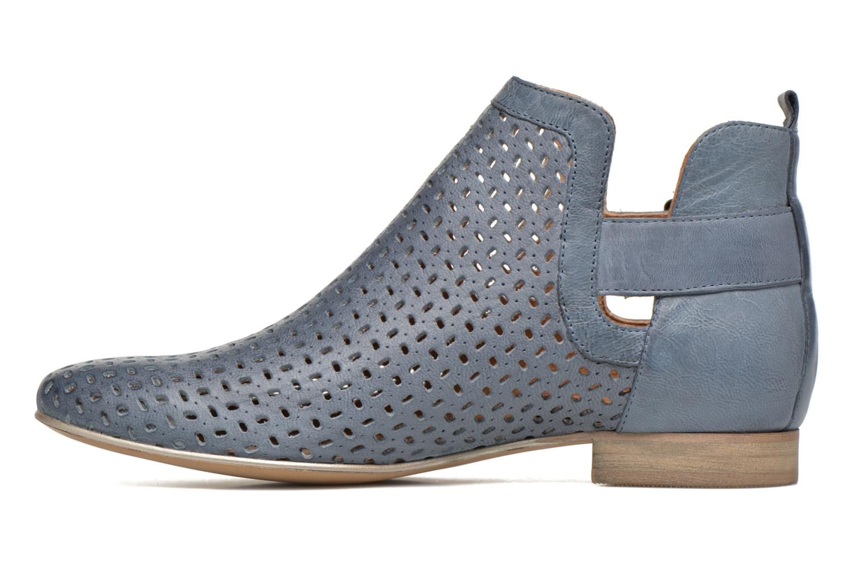 Bottines et boots Karston Jorba Bleu vue face