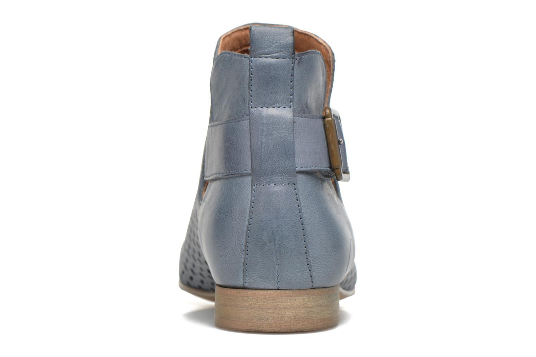 Bottines et boots Karston Jorba Bleu vue droite
