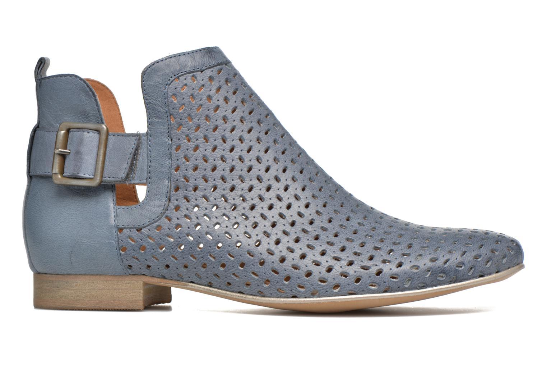 Bottines et boots Karston Jorba Bleu vue derrière