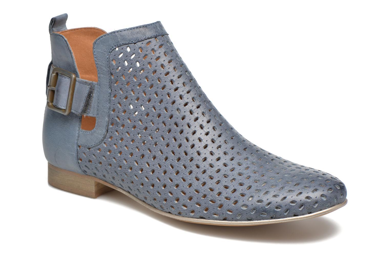 Zapatos promocionales Karston Jorba (Azul) - Botines    Venta de liquidación de temporada
