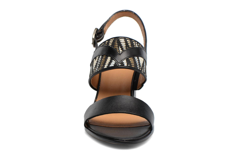 Sandals Karston Pogo Black model view