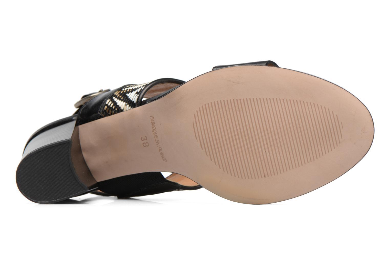 Sandaler Karston Pogo Sort se foroven
