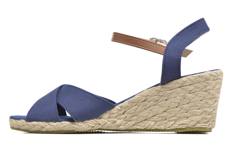 Sandaler I Love Shoes MCEMIMI Blå se forfra