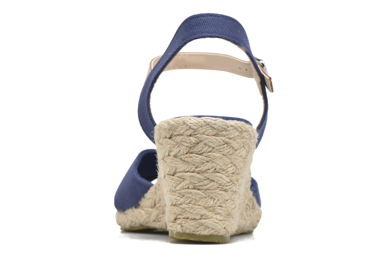 Sandaler I Love Shoes MCEMIMI Blå Bild från höger sidan