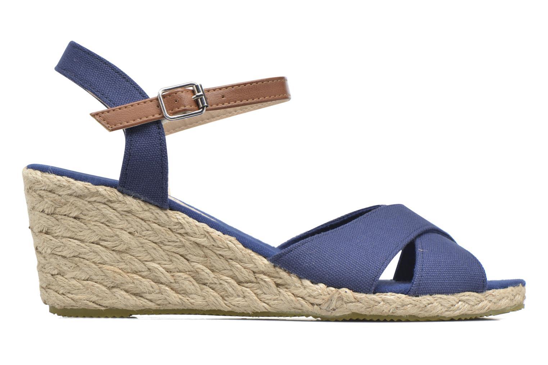 Sandaler I Love Shoes MCEMIMI Blå se bagfra