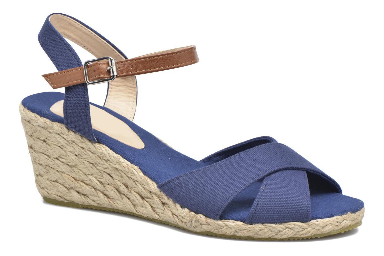 Sandaler I Love Shoes MCEMIMI Blå detaljerad bild på paret