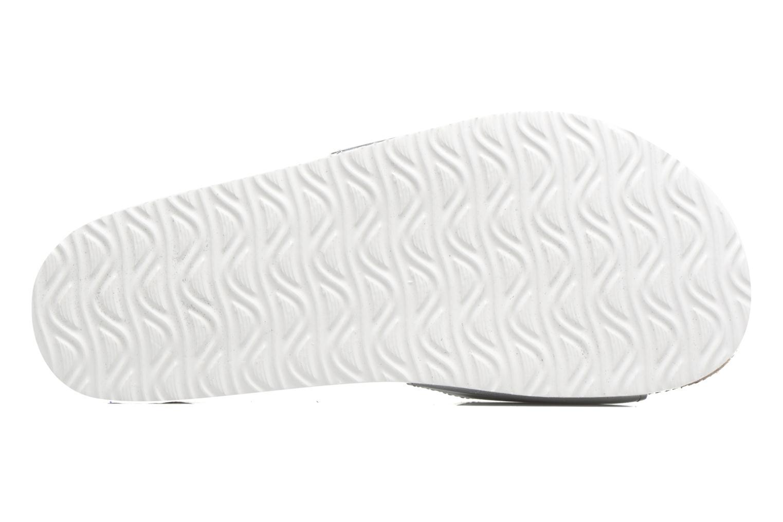 Clogs & Pantoletten I Love Shoes MCALER silber ansicht von oben