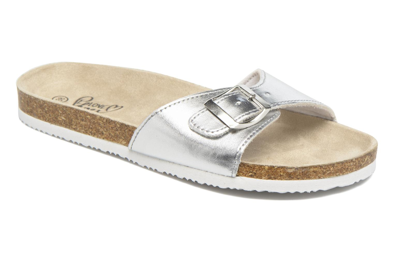 Clogs & Pantoletten I Love Shoes MCALER silber detaillierte ansicht/modell