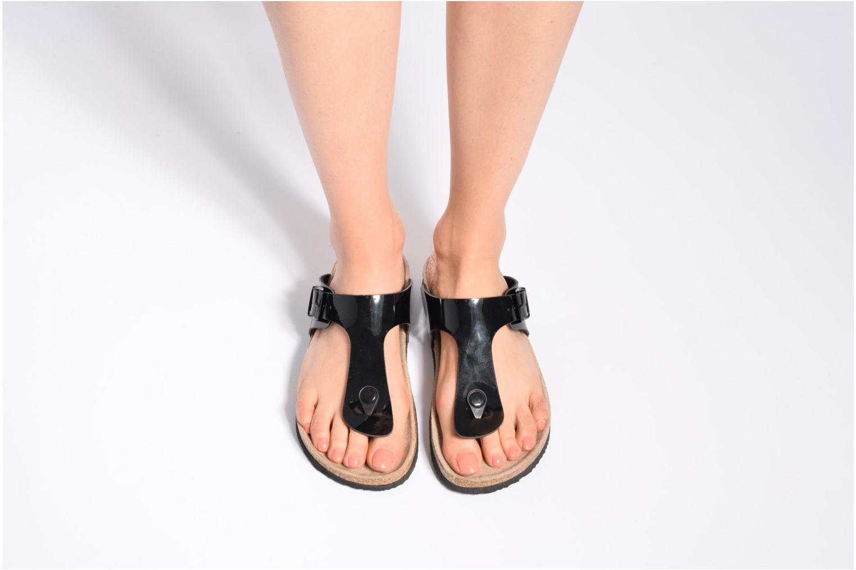 Sandali e scarpe aperte I Love Shoes MCOLOS Nero immagine dal basso