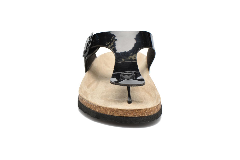 Sandali e scarpe aperte I Love Shoes MCOLOS Nero modello indossato