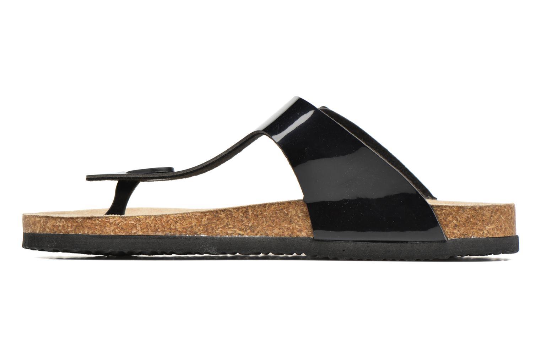 Sandalen I Love Shoes MCOLOS schwarz ansicht von vorne
