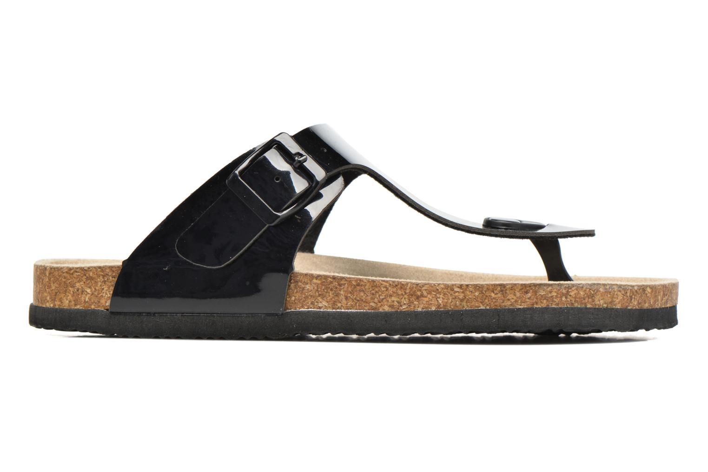 Sandalen I Love Shoes MCOLOS schwarz ansicht von hinten