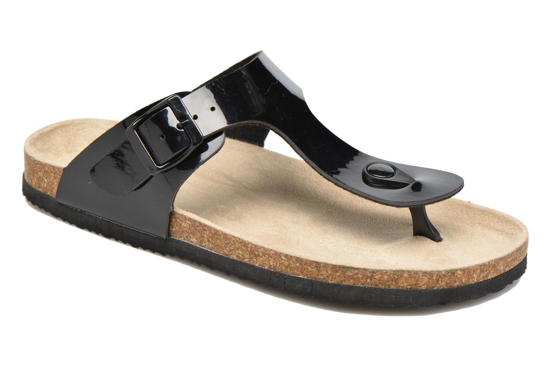 Sandaler I Love Shoes MCOLOS Svart detaljerad bild på paret