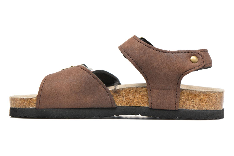 Sandali e scarpe aperte I Love Shoes MCGEE Marrone immagine frontale