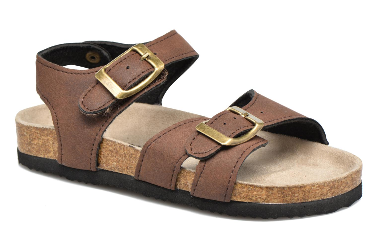Sandalen I Love Shoes MCGEE Bruin detail