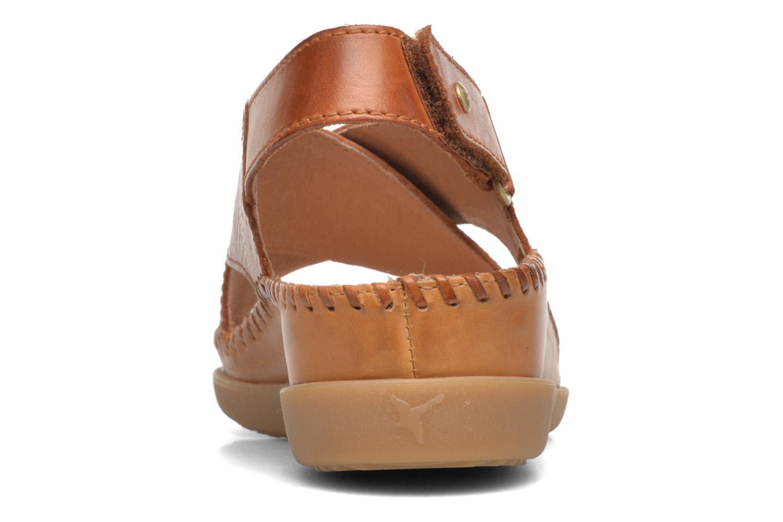 Sandales et nu-pieds Pikolinos Cadaques W8K-0828 Marron vue droite