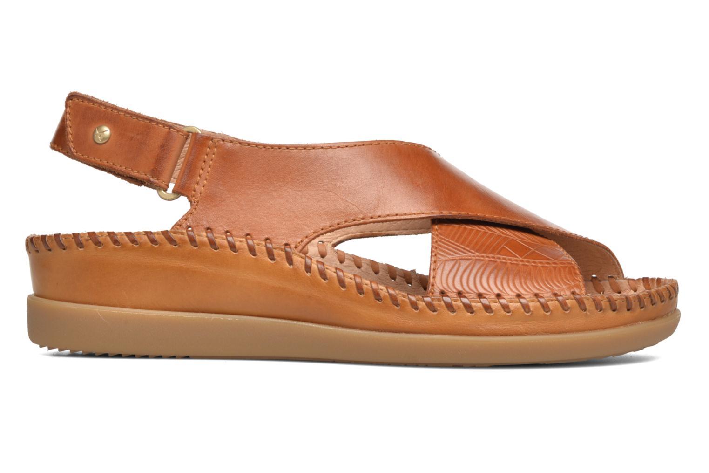 Sandales et nu-pieds Pikolinos Cadaques W8K-0828 Marron vue derrière