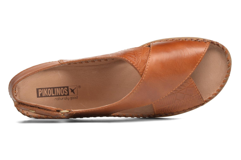 Sandales et nu-pieds Pikolinos Cadaques W8K-0828 Marron vue gauche