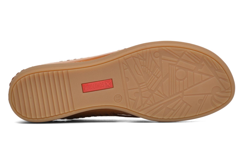 Sandales et nu-pieds Pikolinos Cadaques W8K-0828 Marron vue haut