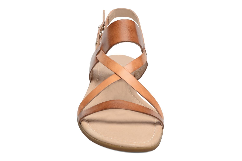 Sandales et nu-pieds Pikolinos Alcudia 816-0924 Marron vue portées chaussures