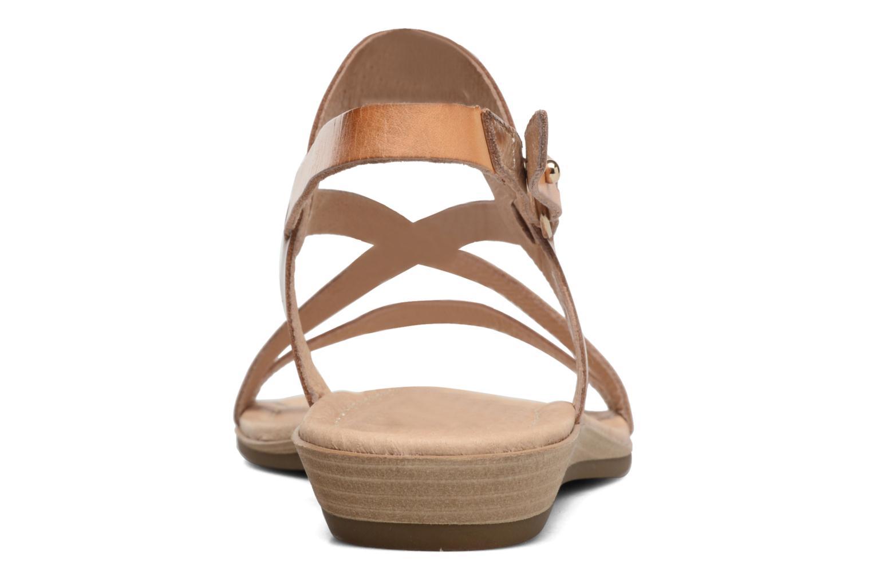 Sandales et nu-pieds Pikolinos Alcudia 816-0924 Marron vue droite