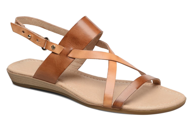 Sandales et nu-pieds Pikolinos Alcudia 816-0924 Marron vue détail/paire