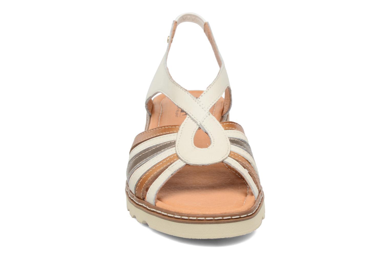 Sandales et nu-pieds Pikolinos Alcudia W1L-0860 Blanc vue portées chaussures