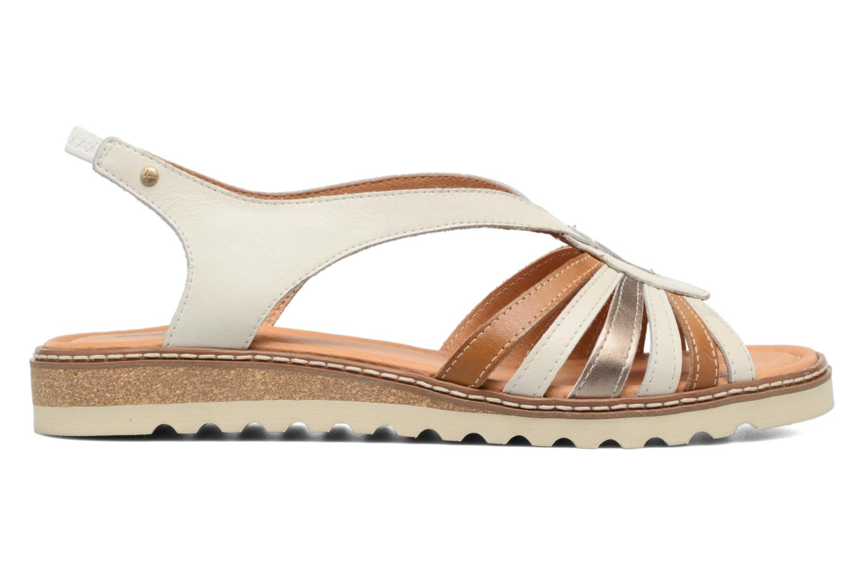 Sandales et nu-pieds Pikolinos Alcudia W1L-0860 Blanc vue derrière