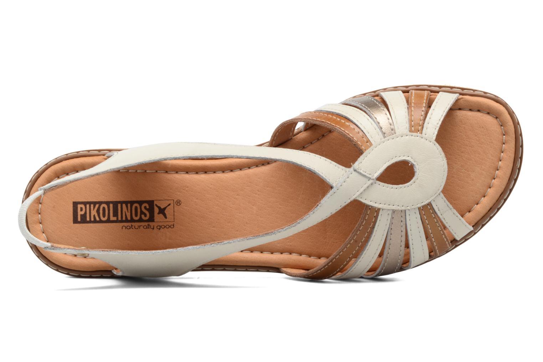 Sandales et nu-pieds Pikolinos Alcudia W1L-0860 Blanc vue gauche