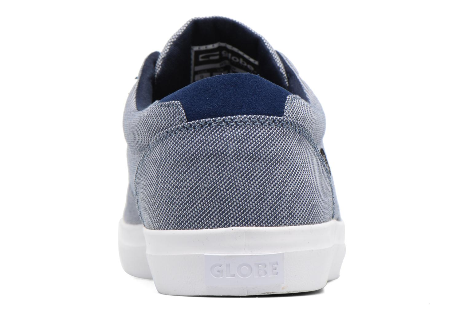 Willow Navy Chambray