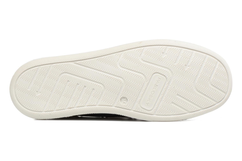 Chaussures à lacets Pablosky Conrado Bleu vue haut