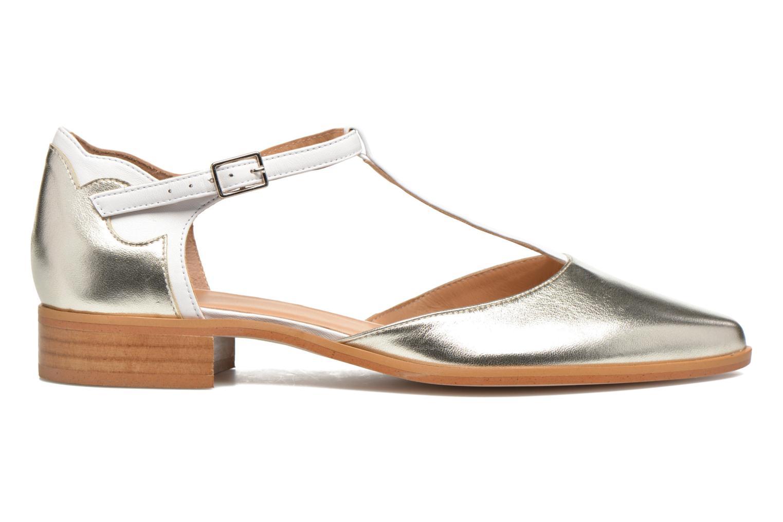 Los últimos zapatos de hombre y mujer Made by SARENZA Vegas Lipstick #4 (Plateado) - Bailarinas en Más cómodo