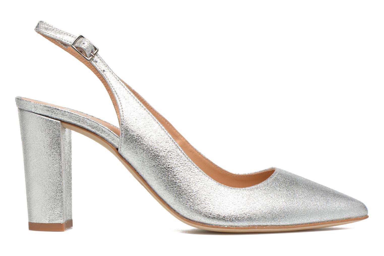 Zapatos de hombres y mujeres de moda casual Made by SARENZA 90's Girls Gang Escarpins #4 (Plateado) - Zapatos de tacón en Más cómodo