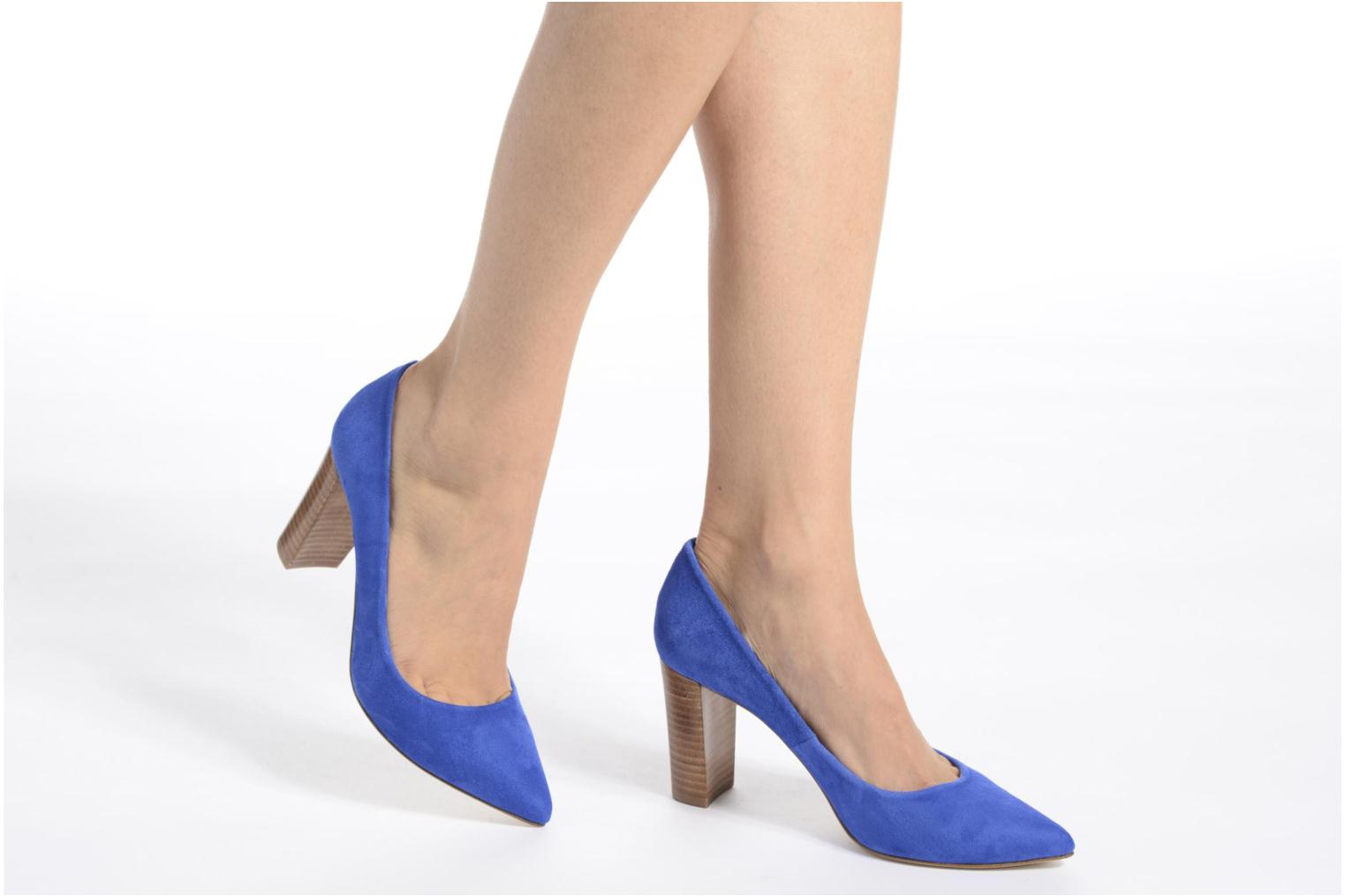 Pumps Made by SARENZA Donut hut #13 Blauw onder