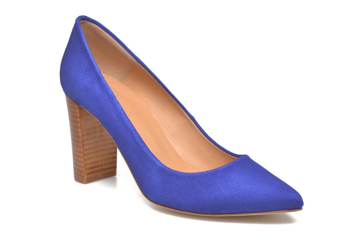Pumps Made by SARENZA Donut hut #13 Blauw rechts